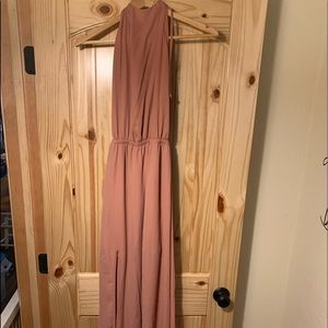Showmeyourmumu Bridesmaid Dress Rustic Mauve Crisp